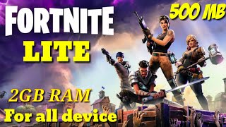 Download Fortnite Battle Royale for Android (APK + OBB) - Download