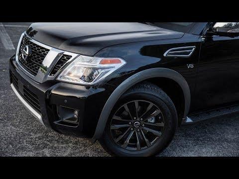 NEW 2018 Nissan Armada Platinum - Exterior and Interior