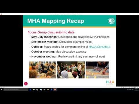 HALA Community Focus Groups: Expansion Area Urban Village webinar recording (November 21, 2016)