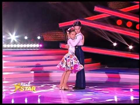Maya și Alex, moment impresionant de dans sportiv