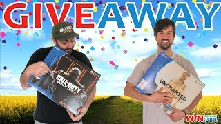 PS4 WINNER & GIVEAWAY ANNOUNCEMENT!!! Win Something Cool