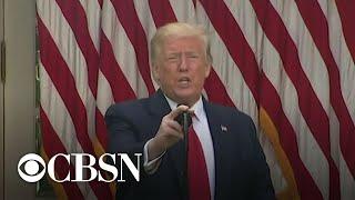 Trump campaign announces staff shake-ups