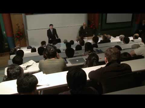 His Excellency Liu Xiaoming visits Cambridge Judge Business School