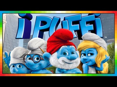 Puffi 2 - ITALIANO - Storia del cinema per i bambini - The Smurfs kids movie Schlümpfe (Game movie)