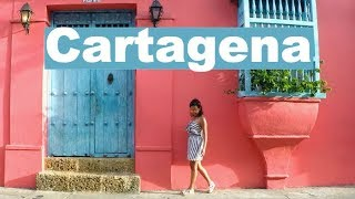 Dicas de Cartagena das Índias, Colômbia: o que fazer em 4 dias?