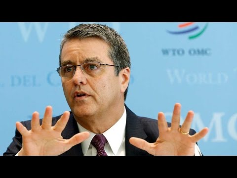WTO expects global trade to grow 2.4% in 2017