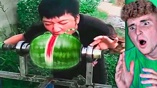 The FASTEST Workers In The World.. (SHOCKING)