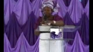PASTOR MRS. FAVOUR PHILIPS OF  DIVINE INCREASE ASSEMBLY