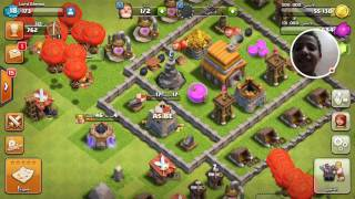 Clash of clans and Ahmed Khalil