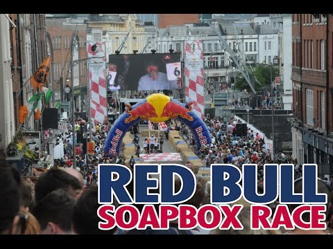 Red Bull Soapbox Race Cork