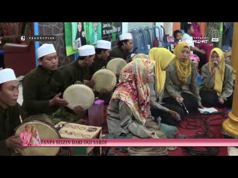 IQMA AS SYAFAAH - QIF WASTAMI' #LAILATUS SHOLAWAT | HAPPY WEDDING