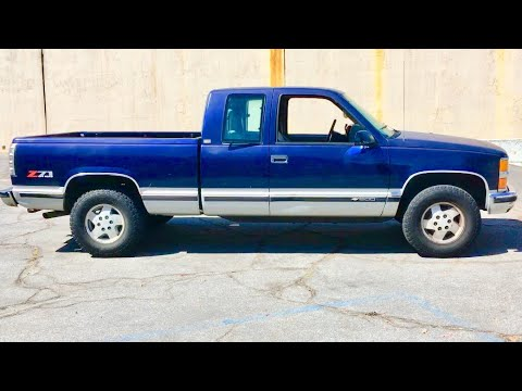 88 to 98 chevrolet truck common problems youtube rh youtube com 88 Chevy Silverado 1500 88 Chevy Silverado Lifted