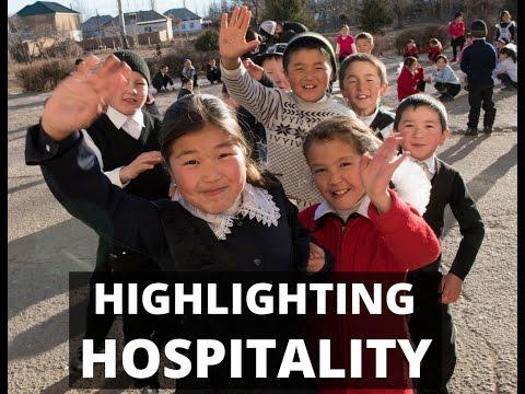 2017 Peace Corps Week 'Highlighting Hospitality' Video