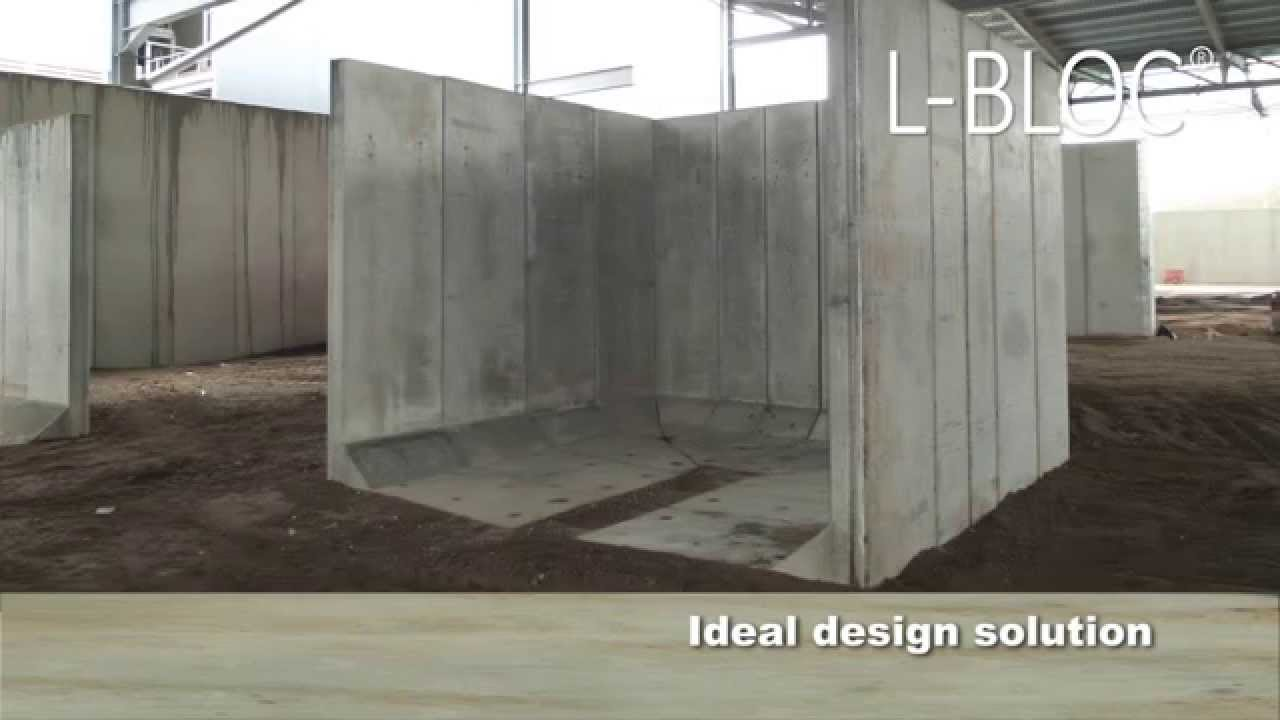 youtube how to build a concrete retaining wall