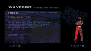 Midnight Club : Street Racing - Anika, World Championship W11