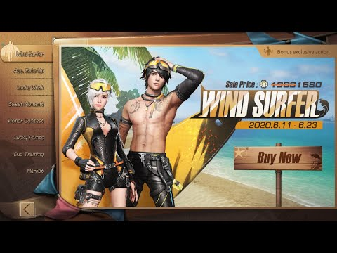 Wind Surfer June 2020, Mini Gacha Maple Wall, Black Wall Bed   LifeAfter   Free Play