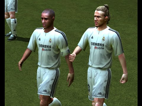 FIFA 2004 PC Gameplay