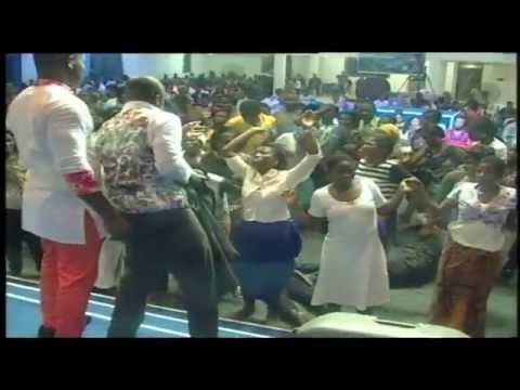 DEMONSTRATION OF THE GRACE AND POWER OF THE HOLY SPIRIT....DANIEL AMOATENG