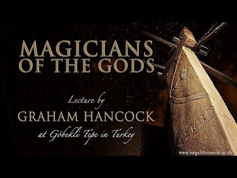 Magicians of the Gods Lecture by Graham Hancock at Göbekli Tepe in Turkey