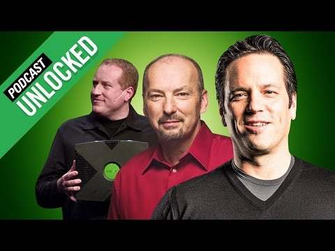 3 Xbox Bosses Share Secrets of the Console's Past - Podcast Unlocked 201
