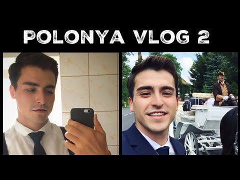 VLOG | PART 2 DÜĞÜN | POLONYA'DA ANKARA'NIN BAĞLARI!