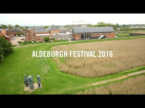 Aldeburgh Festival 2016  a 17day celebration with birds, circus and pianos at its heart