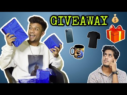 Giveaway For #Harshfam 😍 Q&A Part - 2 | #Mamasquad 🎁💃🤷‍♂️ | @Haaarsh. ly Creative India |