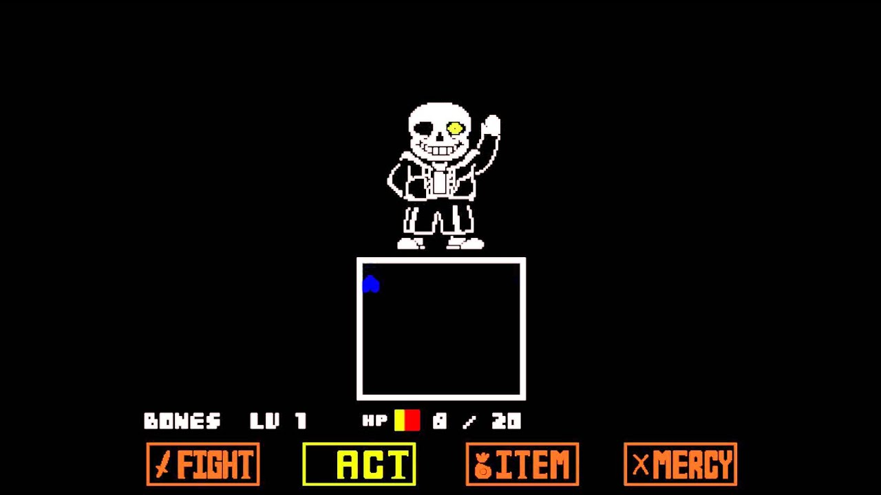 Unitale - Another Sans? But More Slams! - YouTube