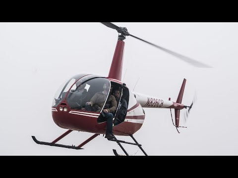 Couple's Helicopter Hog Hunting In Texas