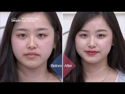[Get it beauty] 2016韓国トレンドメイクアップ方法 [日本語字幕]
