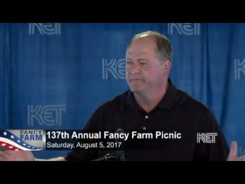 Ky. House Speaker Jeff Hoover | Fancy Farm 2017 | KET