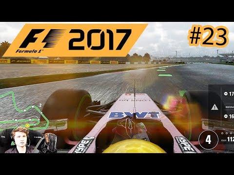 Gefährliche Rutschpartien im Regen | F1 2017 #23 mit PietSmiet und Dhalu | Malaysia #2