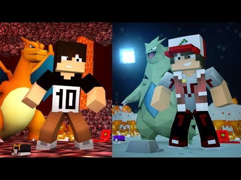 Minecraft POKE-INSCRITOS : A REVANCHE ‹ CaiqueVieira ›