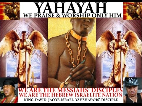 DUETERONOMY 28: Phophecy Of The Hebrew Israelite Negroe Slaves & Racial Oppression
