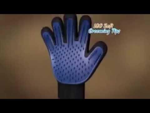 Fellpflege Handschuh Für Katzen Und Hunde