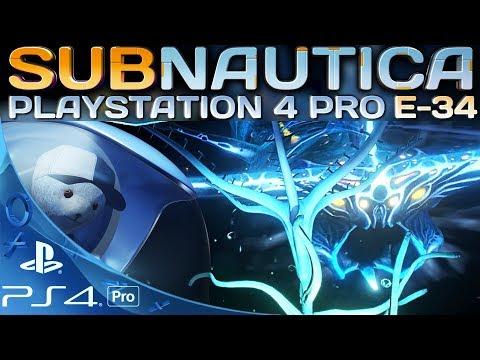 Subnautica PS4 Pro Deutsch GHOST im Blood Kelp Playstation 4 German Deutsch Gameplay #34