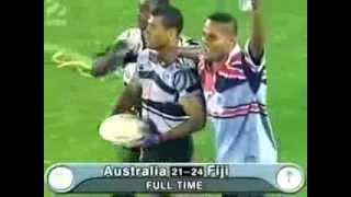 Brisbane 7s 2000 Final Fiji v Aus Serevi