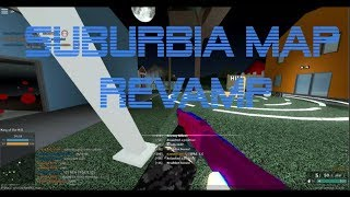 *NEW* Suburbia Map REVAMP in PHANTOM FORCES! (ROBLOX)