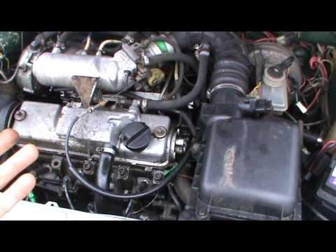 Начало ремонта ВАЗ 2109 1 Часть