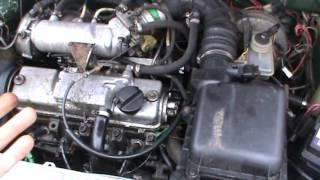Начало ремонта ВАЗ 2109