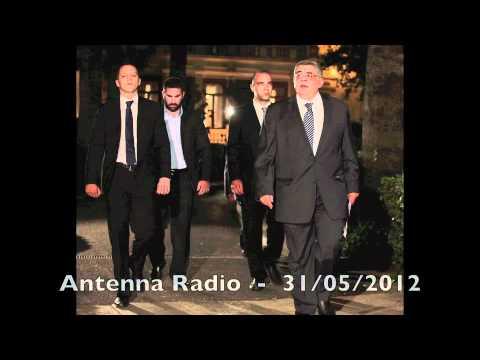 Ο Παναγιώτης Ηλιόπουλος στον Antenna Radio - 31/5/12