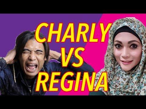 Regina Lanjutkan Gugatan Cerainya kepada Charly Mp3