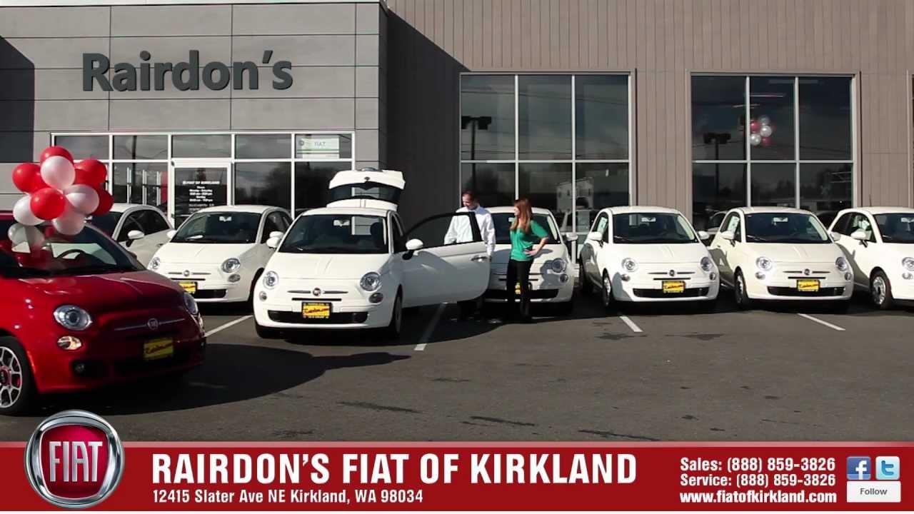The Fiat Quot Harlem Shake Quot Rairdon Fiat Kirkland Fiat