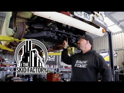 THE SKID FACTORY - Barra Powered Bedford Van [EP5]