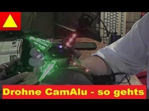 VLog PyraMobil CamAlu Altitude Drohne im Einsatz Tutorial für Anfänger Wohnwagen Streamer GER