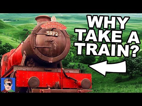 The Hogwarts Express Explained