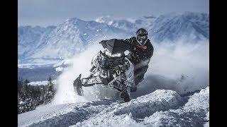 видео Тест-драйв мотоциклов: POLARIS 800 TITAN Adventure 155. Титановые сплавы