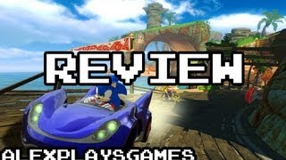 Sonic & All Stars Racing Transformed: REVIEW