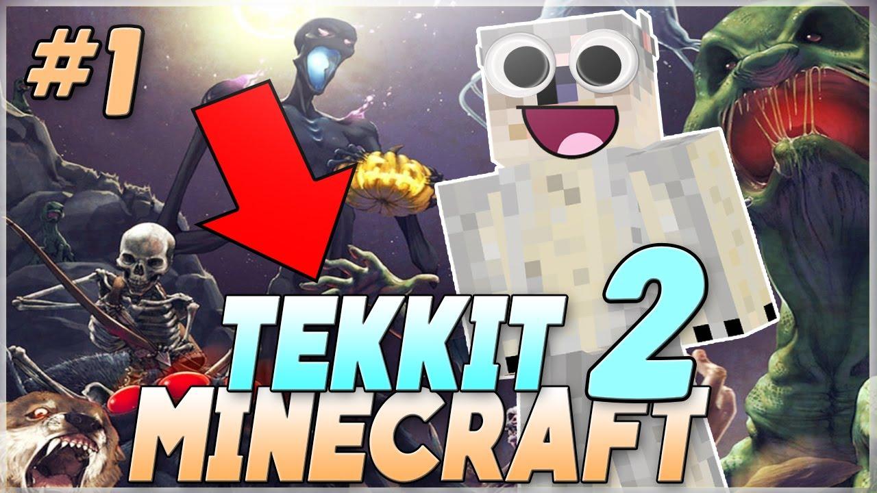 DAS BESTE MINECRAFT MODPACK IST ZURÜCK!!11! ► Minecraft Modpack Tekkit 2 #1  [Deutsch/HD]