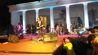 J-Rocks - Fallin In Love Live Concert Pendopo Kantor Gubernur Banten 31 Desember 2015